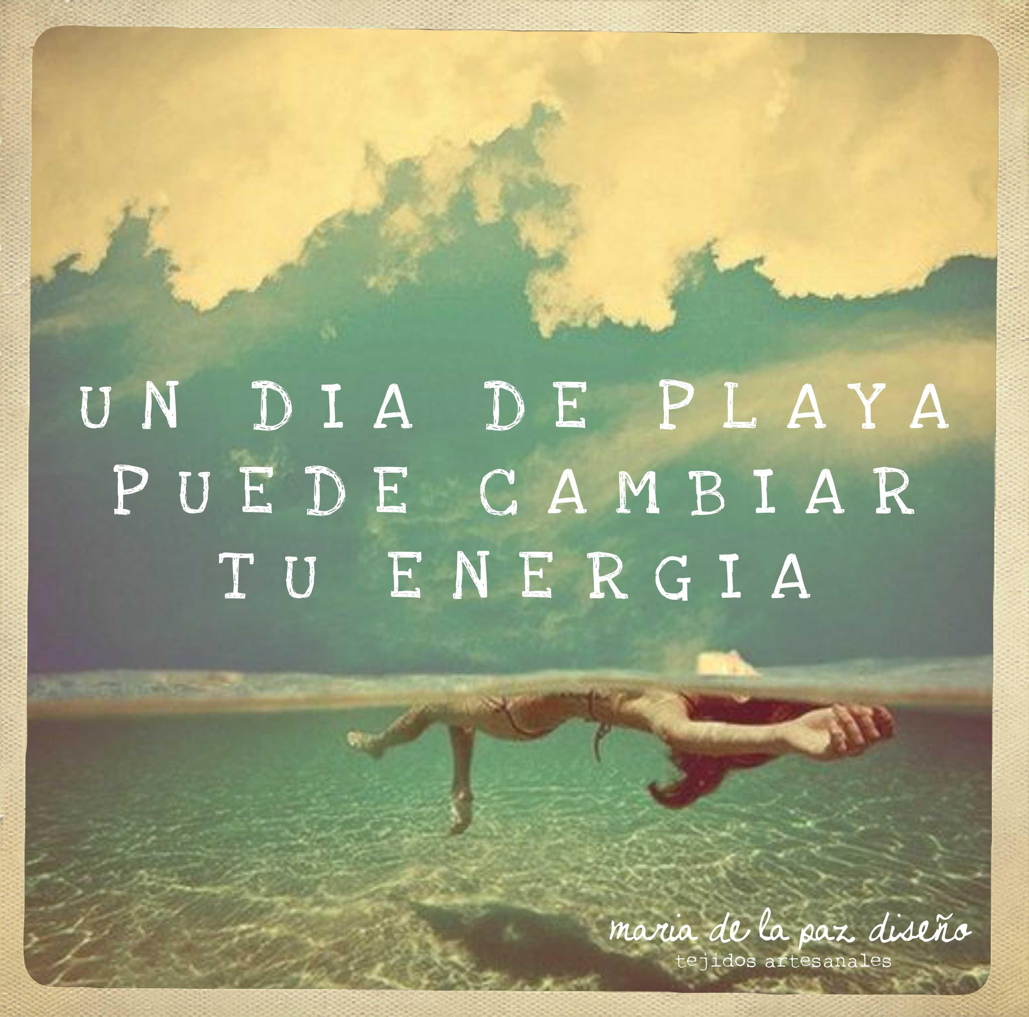 Playa Sol Felicidad Frases De La Playa Playa Y Frases