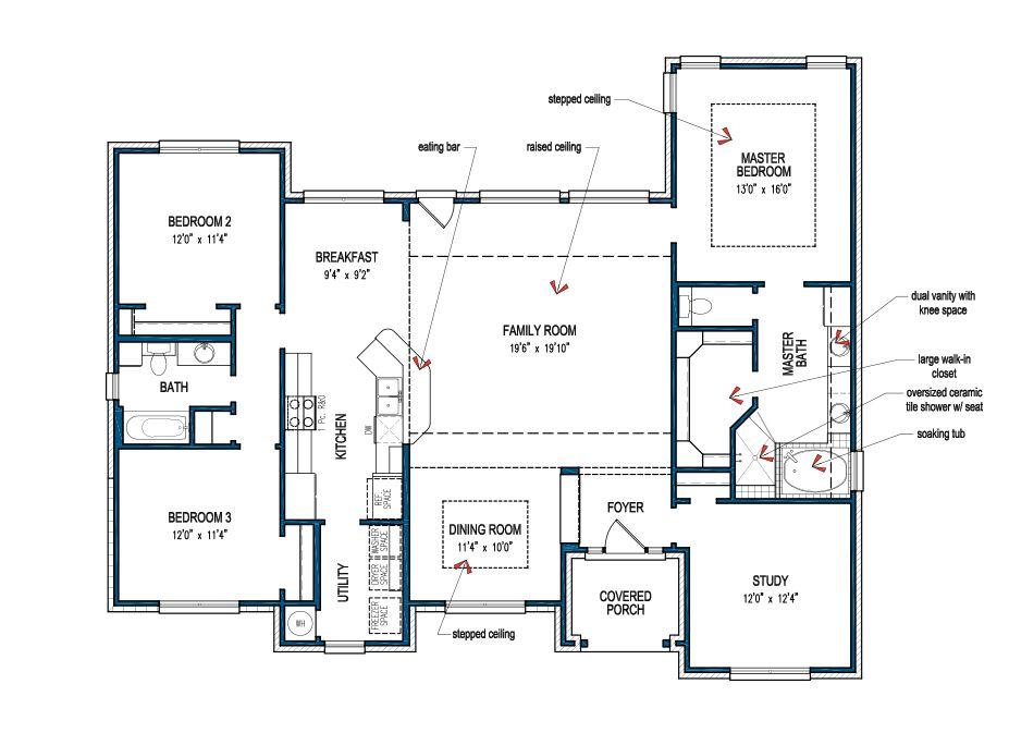 11+ Tilson homes floor plans image ideas