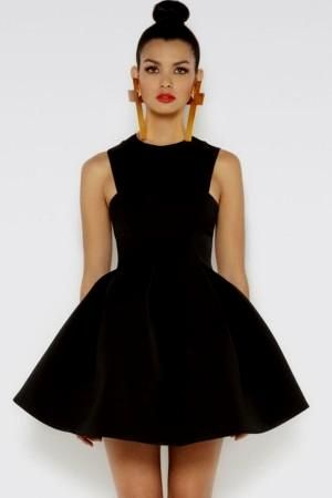 Image Result For Casual Black Poofy Dress Prom Dresses Skater