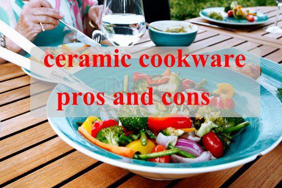Ceramic Cookware Pros And Cons Those No One Tell You Ceramic Cookware Ceramics Kitchen Cookware