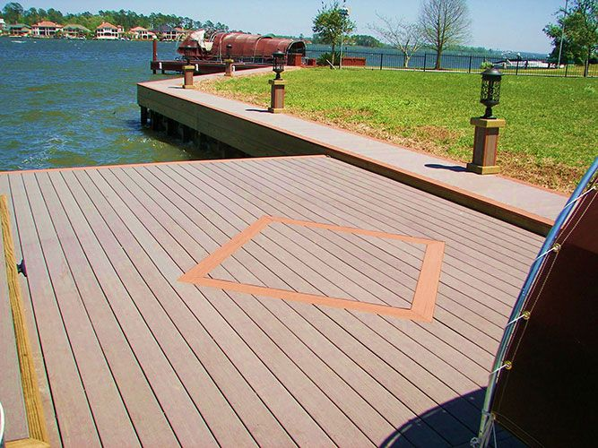 Composite wood decking manufacturers cheap outdoor decking for Cheap composite decking