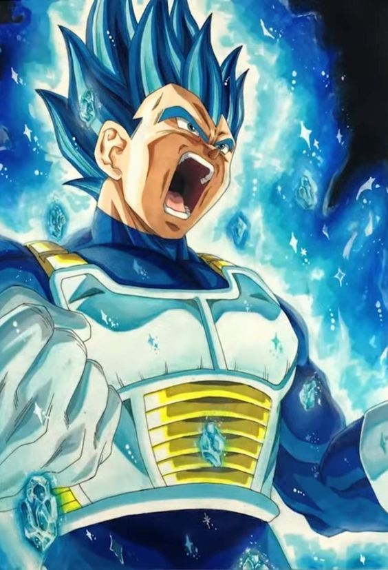Could ssj blue 2 and 3 become real?   DragonBallZ Amino