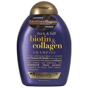 OGX Thick and Full Biotin Collagen Shampoo