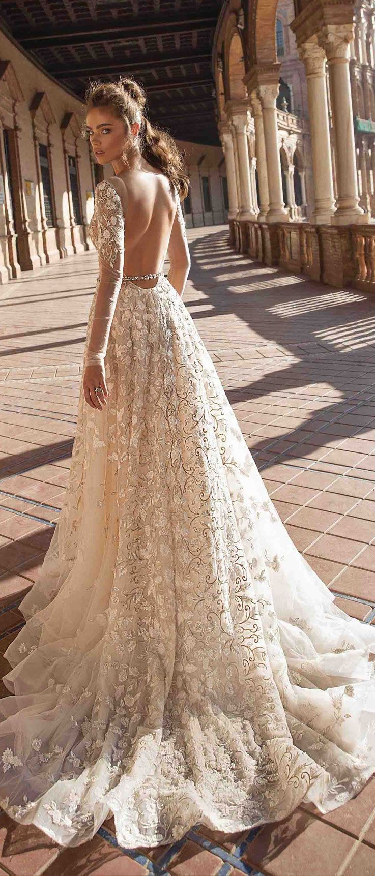 Berta Fall 2018 Bridal Collection