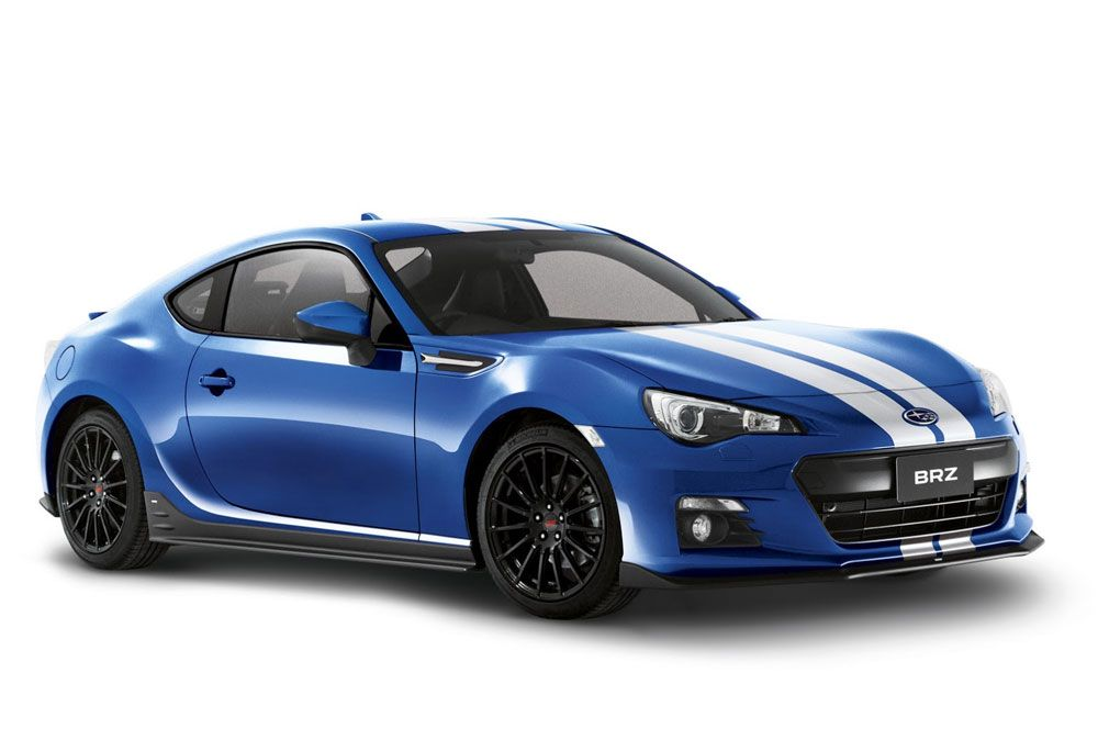 New Price Release Subaru BRZ Special Edition Review Front