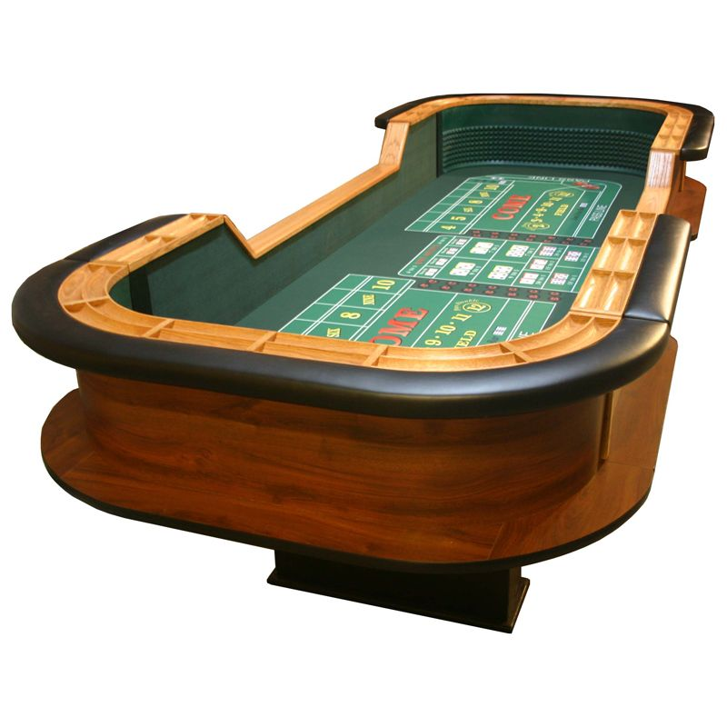 Craps payout odds