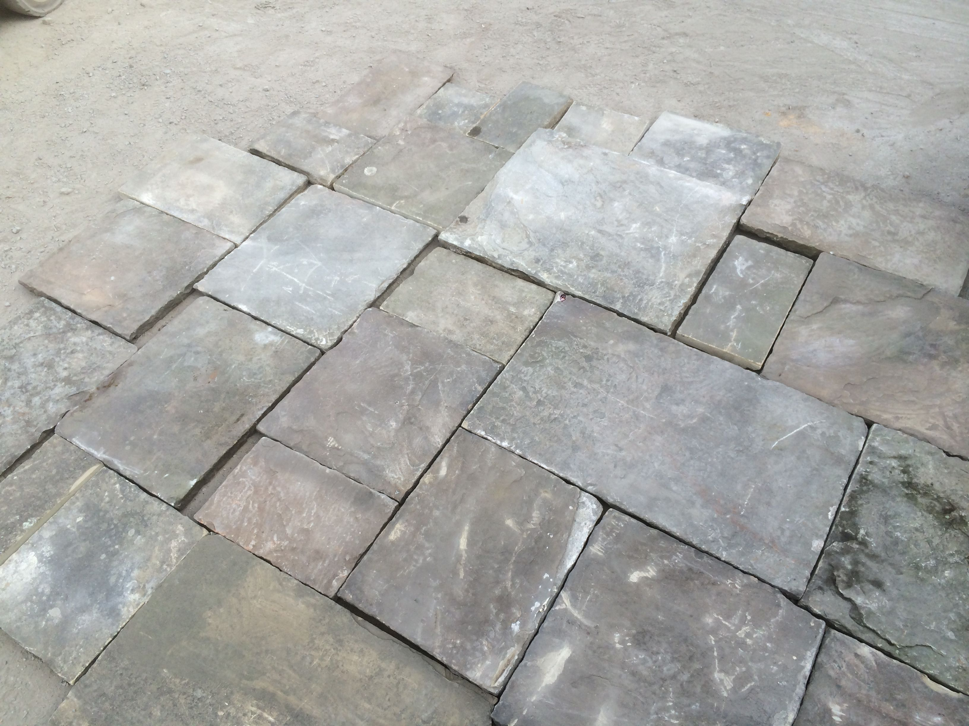 Genuine reclaimed york stone paving 35 70 mm thick now we can natural stone consulting are specialist producers and suppliers of exquisite stone flooring wall tiles flagstones and outdoor paving dailygadgetfo Gallery