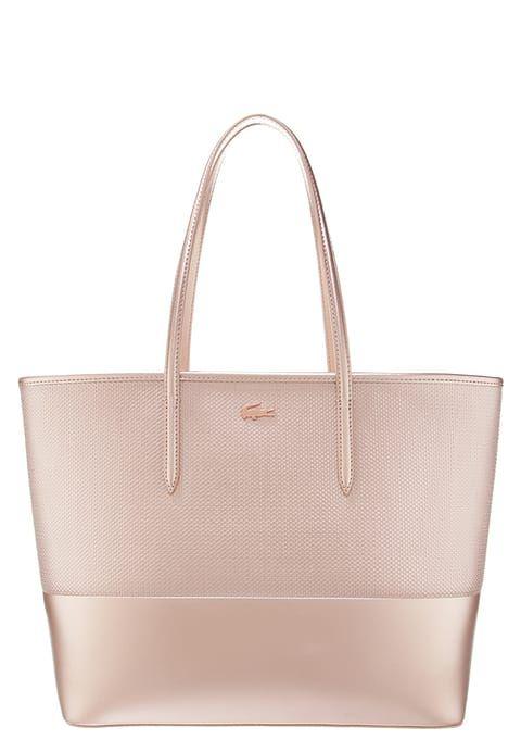 f95b5541ad Accessoires Lacoste Cabas - sureau or rose: 280,00 € chez Zalando (au