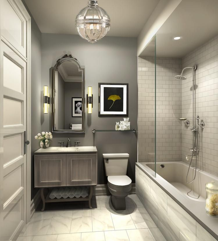 small bathroom idea | Bathrooms | Pinterest | Small bathroom, Bath ...