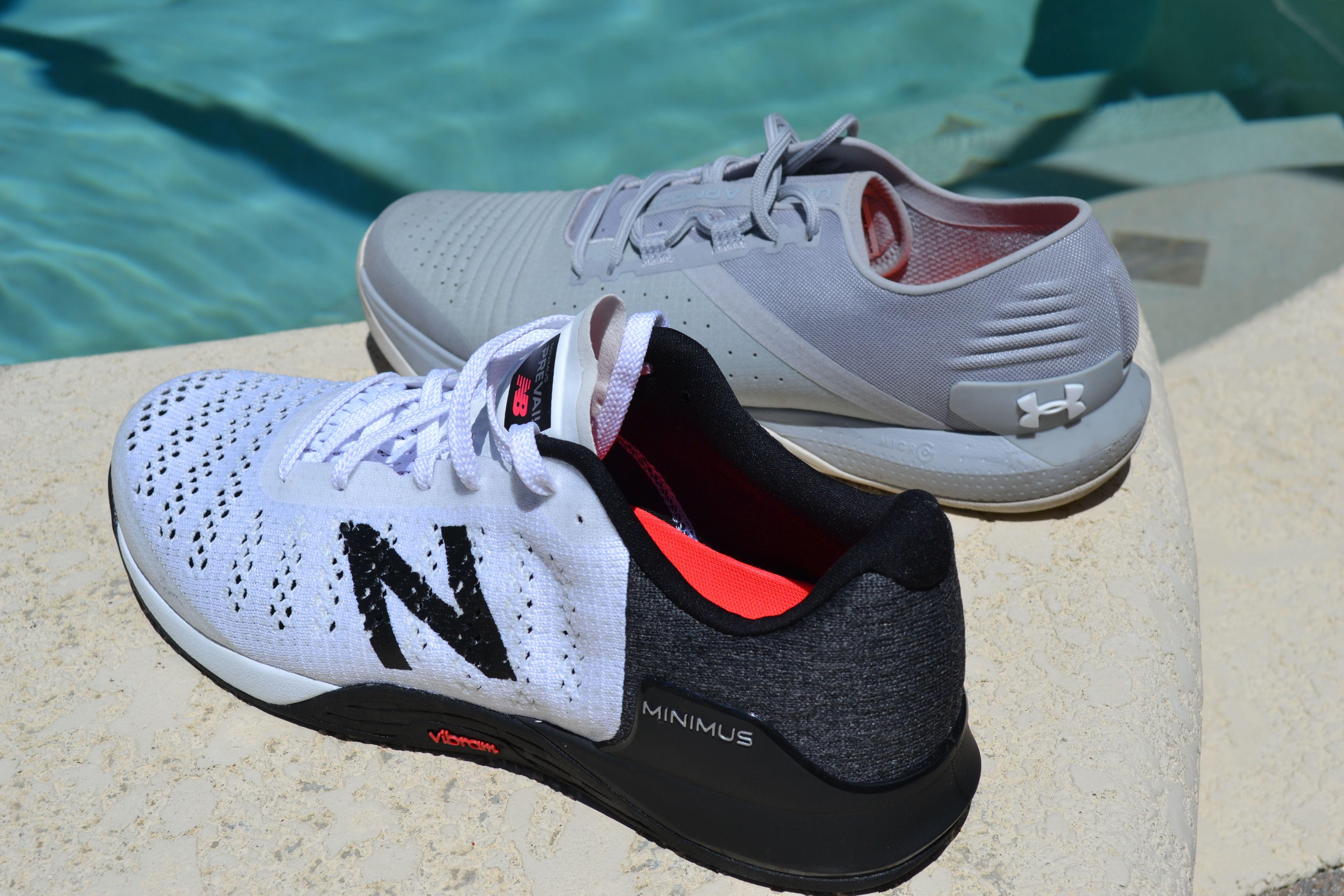 Crossfit shoes, New balance minimus