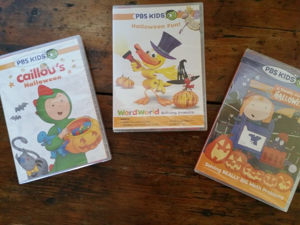 Pbs Kids Halloween Dvd.Halloween Dvds From Pbs Kids Halloween Mama Smith S