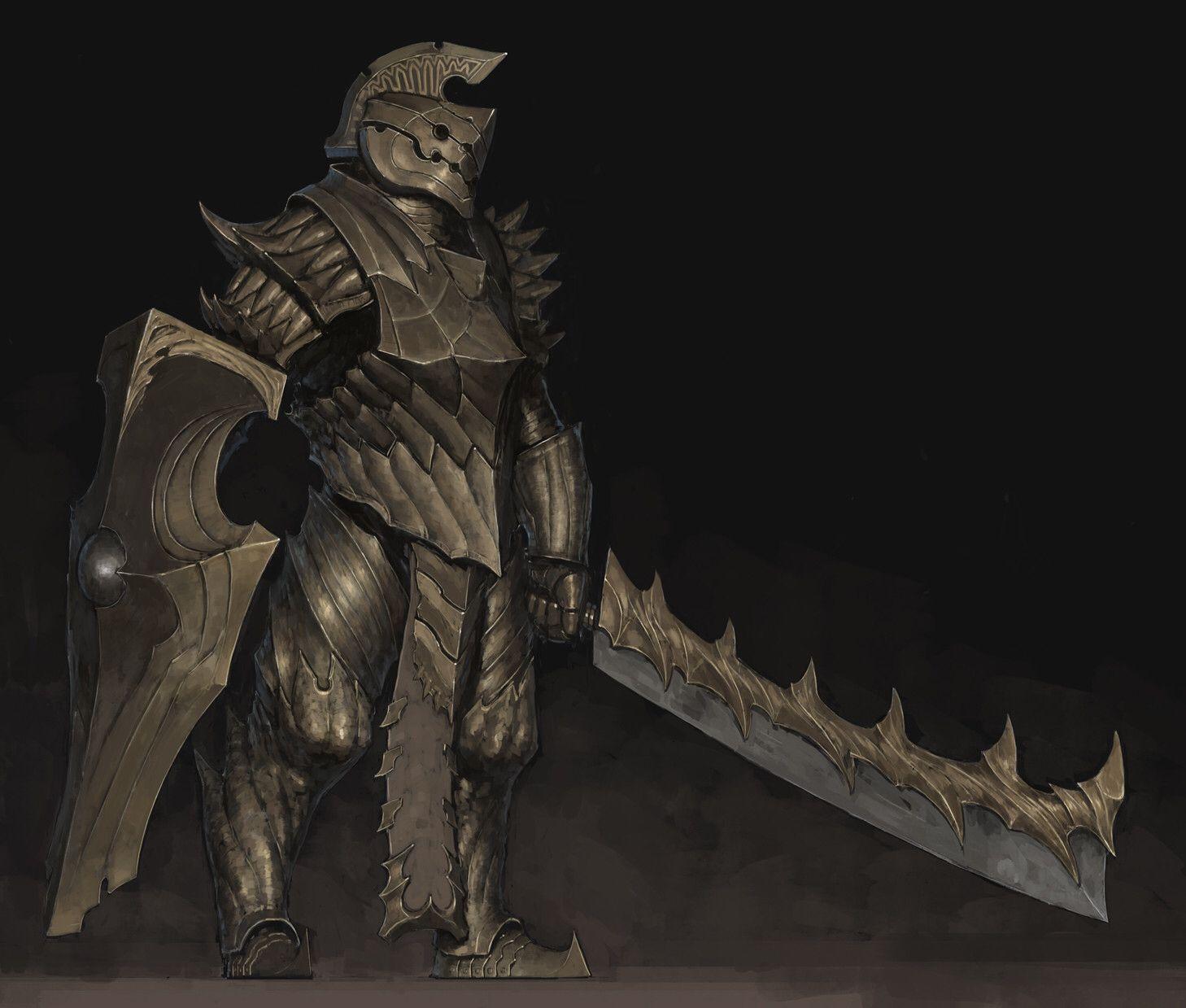 armour artwork claws dark - photo #22