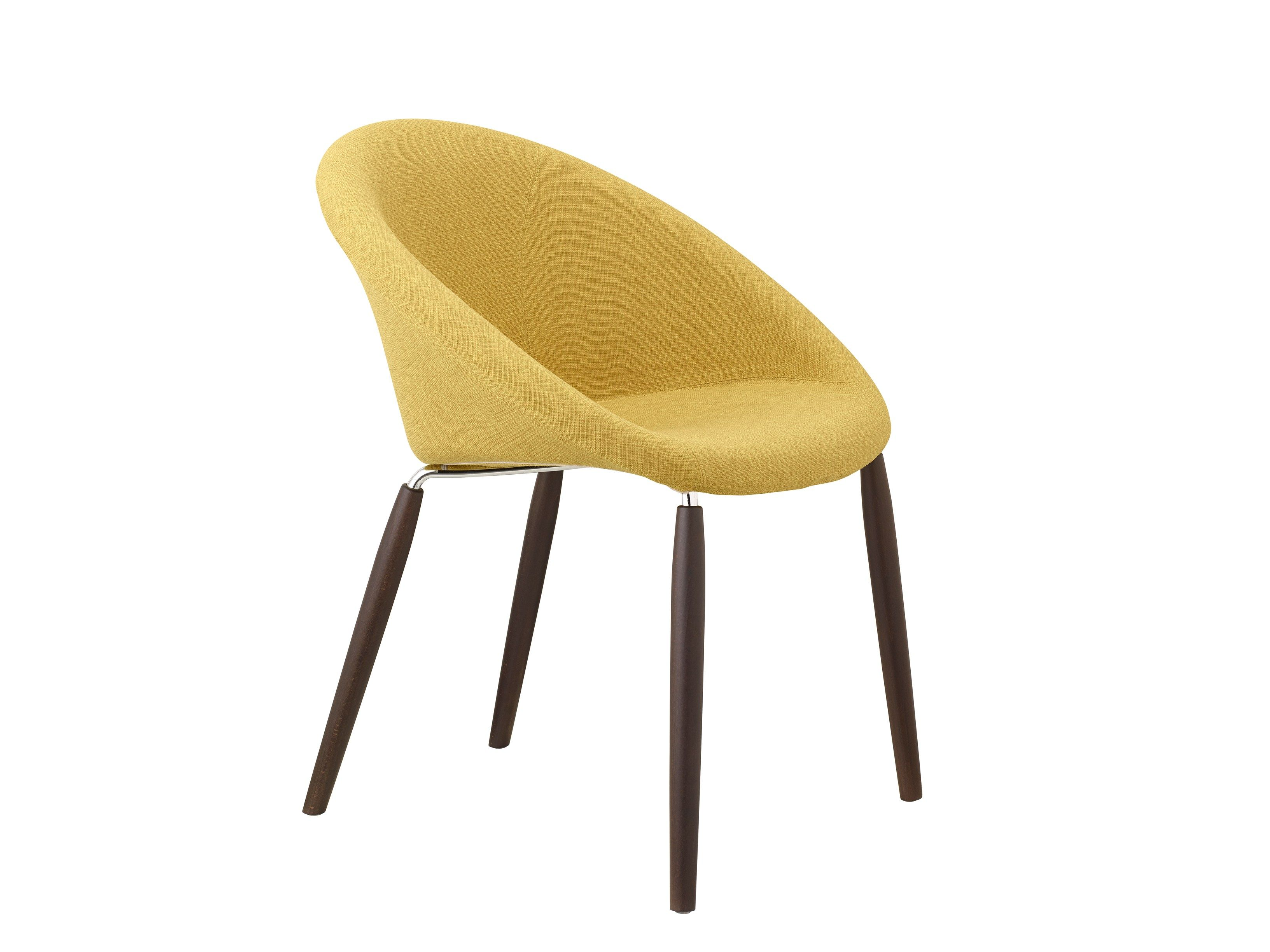 Chaise en tissu NATURAL GIULIA POP by SCAB DESIGN design Roberto ...
