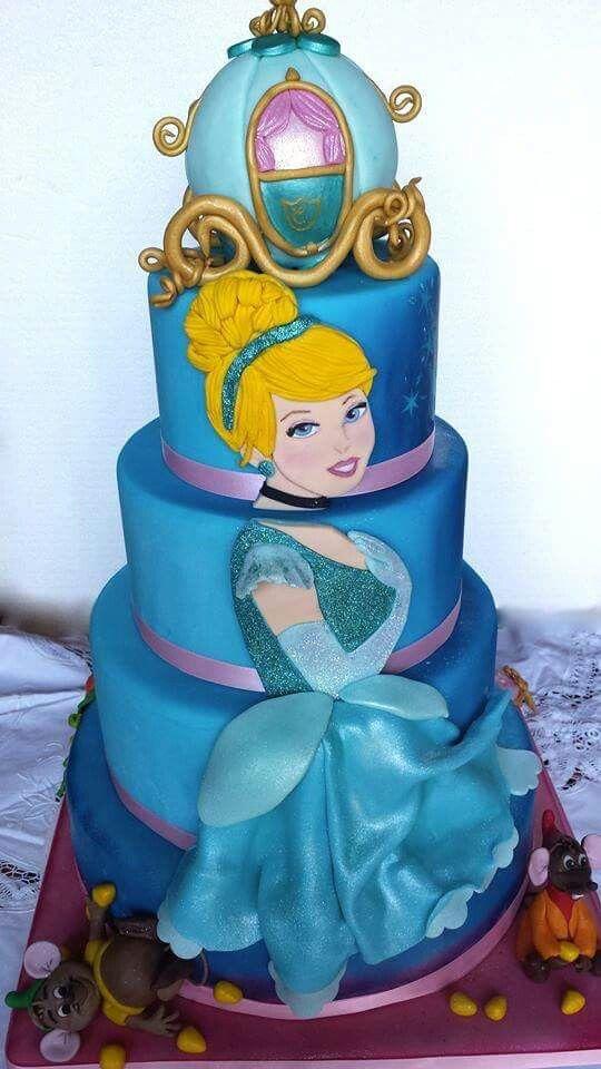 Cindrella cake