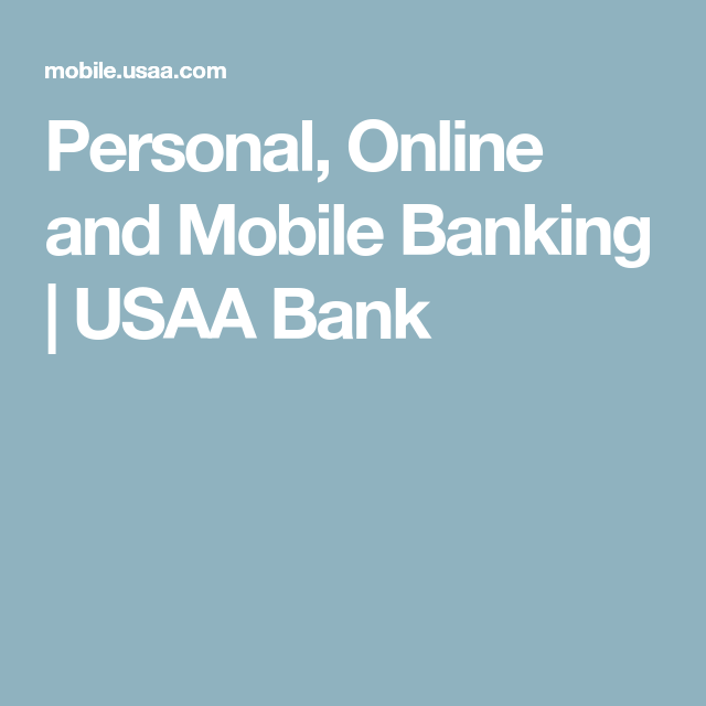 Usaa Insurance Quote Personal Online And Mobile Banking  Usaa Bank  Sweets  Pinterest .