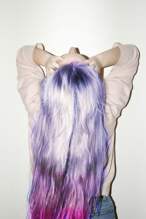 perfectly lavender #hair #style