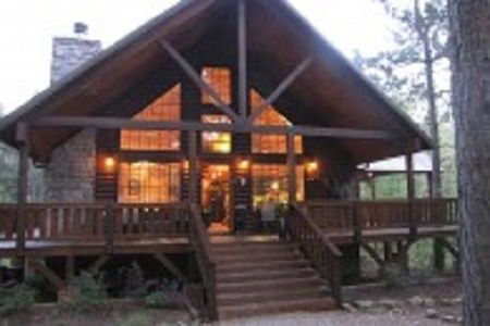 Cabin Vacation Rental In Broken Bow Ok Usa From Vrbo Com Vacation Rental Travel Vrbo Broken Bow Lodge House Styles