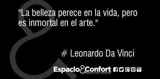 Dichos De La Vida: #Frases Leonardo Da Vinci La Belleza Perece En La Vida