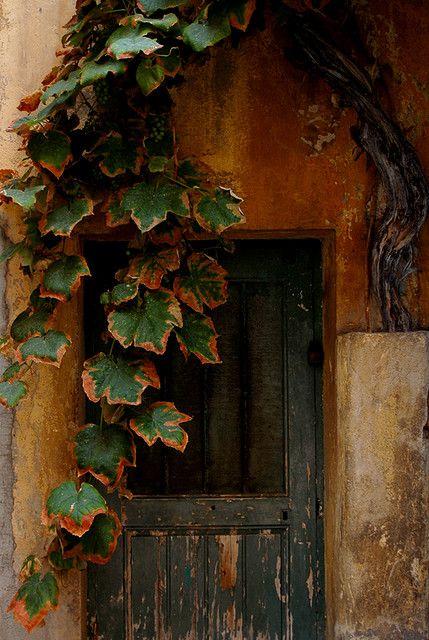 Villefranche Sur Mer Rustic Doors Gorgeous Doors Beautiful Doors