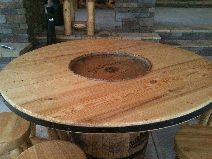 table barrel - Google Search