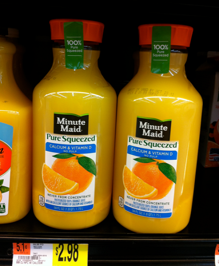 recipe: minute maid cleaning [32]