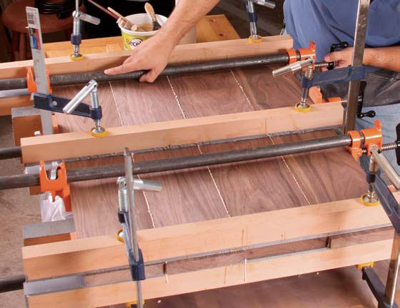 Clamping cauls  The secret to great glue ups   Fine Woodworking. Clamping cauls  The secret to great glue ups   Fine Woodworking