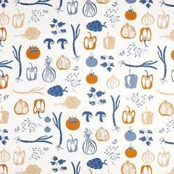 Tischwäsche #gemüsepflanzen