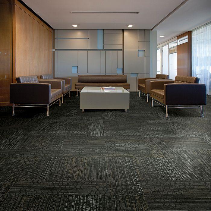 "Style: Inside Scoop Installation Method: Random Tile & Plank Modular: 24"" x 24"" Tiles and 12"" x 36"" Planks  #Speak #MaslandContract"