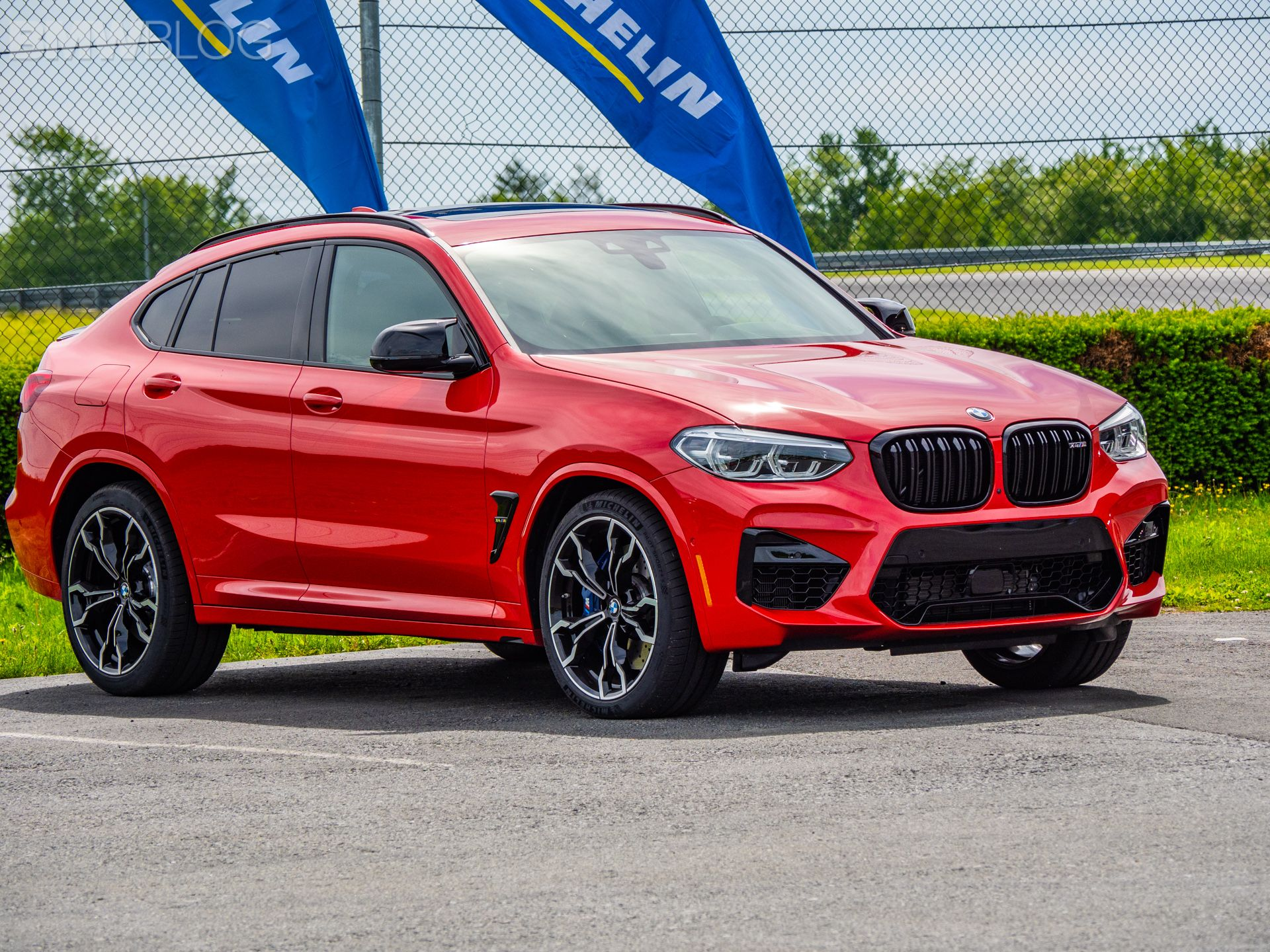 Bmw X3 M And X 4 M Competition New Photos With Images Bmw