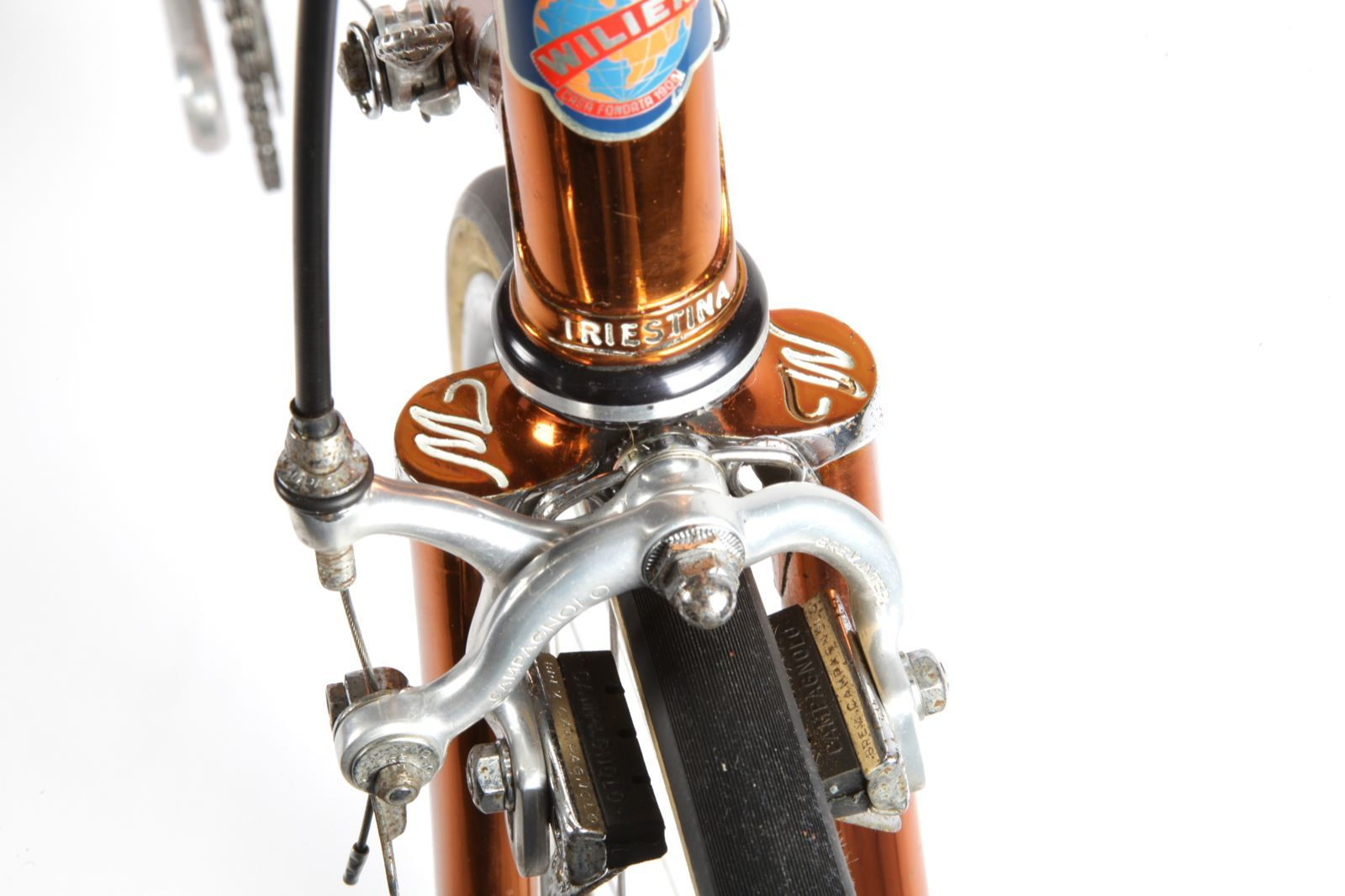 Wilier Triestina 1976 Detail | Eroica Cicli