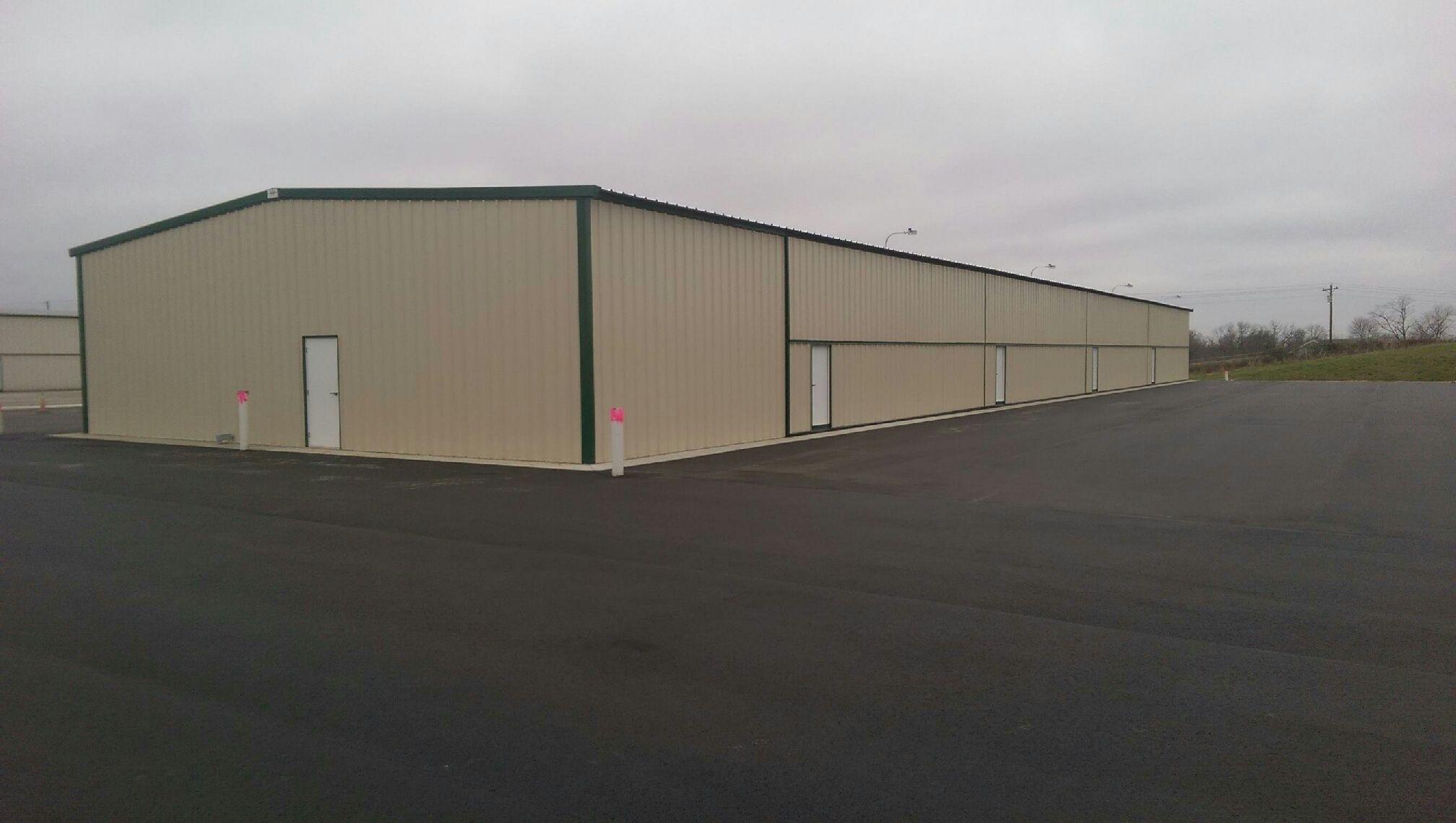 Perry County Municipal Airport Calhoun Construction