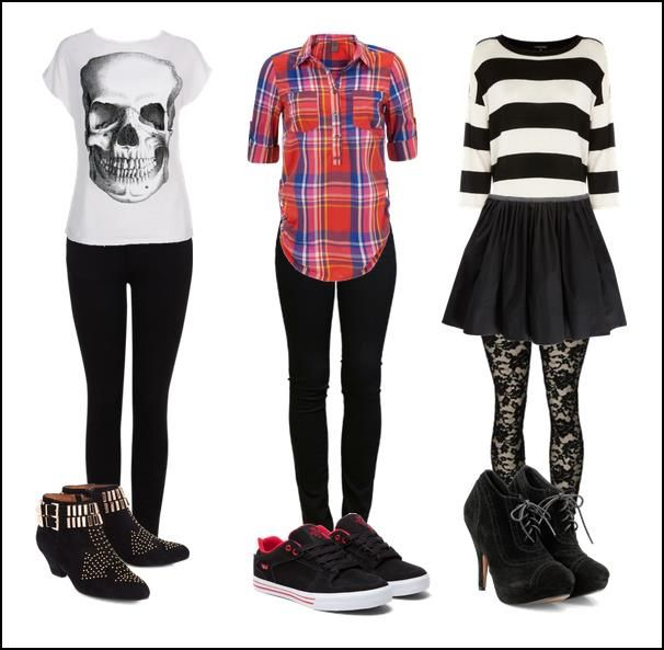 Outfits rockeros mujer - | Rock Style | Pinterest | Rockeros Estilo rock y Moda rockera