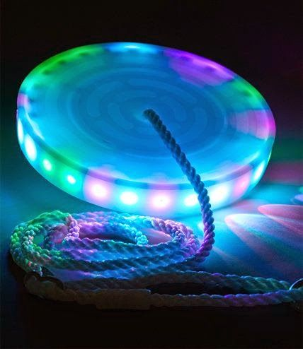 bubblegumchic/ light up hipline for kids and adults