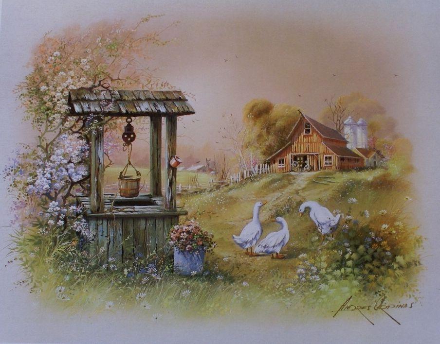 Картинки деревенских девченок будут речках