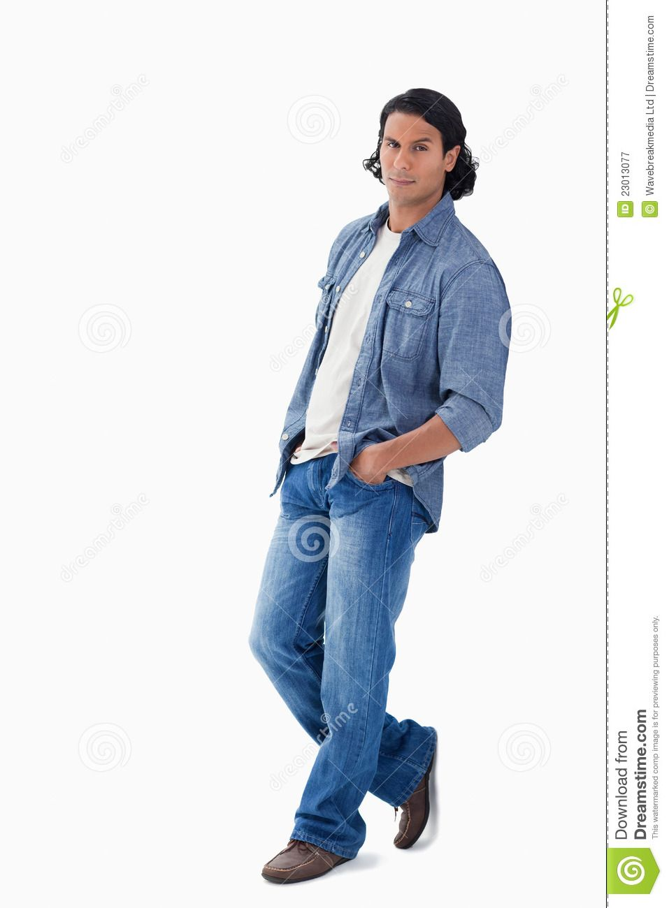 Image Result For Hands In Pocket Lean On Wall Denim Jacket Figure Drawing Poses Denim