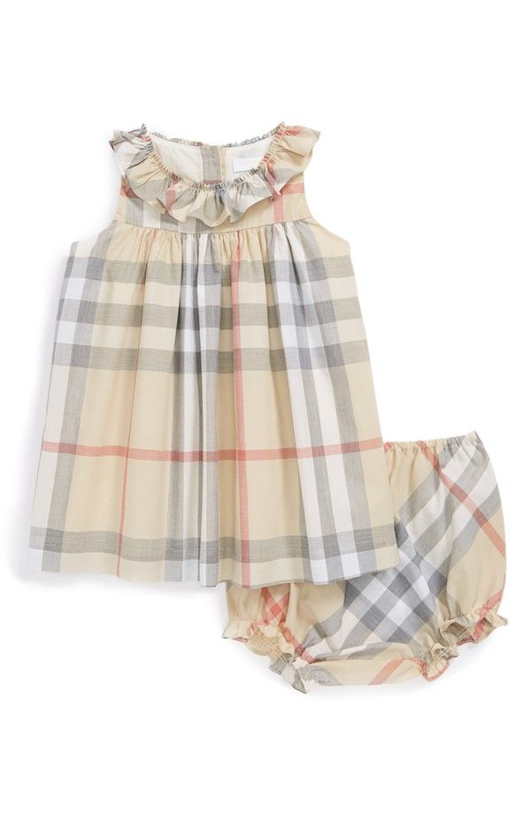 Burberry  Florence  Dress (Baby Girls)  1b81f713ea8
