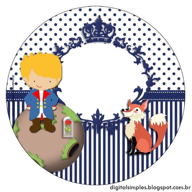 Mais um Kit para vocês meninas, Kit Do Pequeno Príncipe, usem e ...