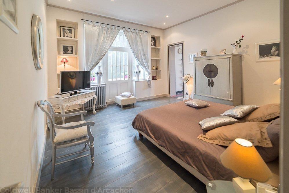 Vente Maison Villa Proche Bordeaux Saint Symphorien Maison