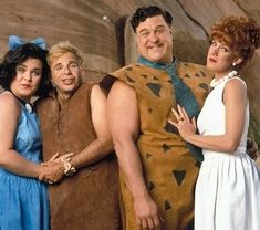 the flintstones 1994 starring john goodman rick moranis