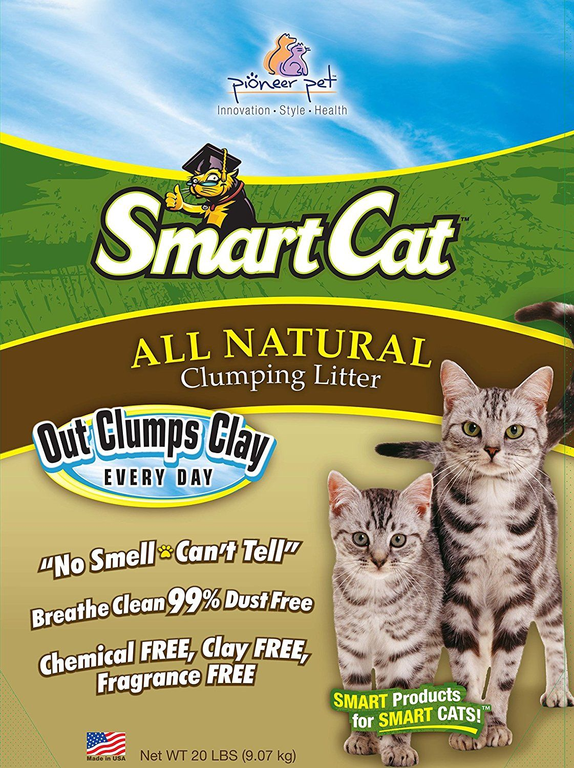 Best Clumping Cat Litter for Single and Multiple Cats | Best