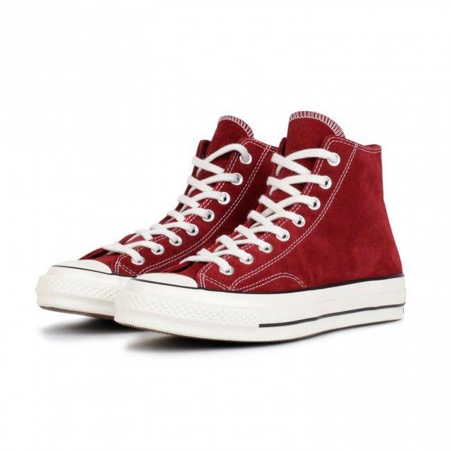 Converse Chuck Taylor 70's Hi (Red Dahlia) | Converse | Brands