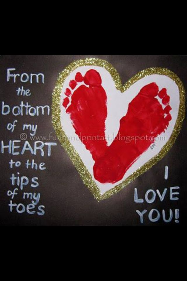 Preschool Valentine Gift For Parents Valentines For Kids