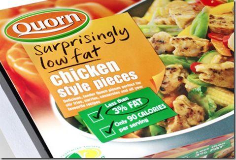 quorn chicken