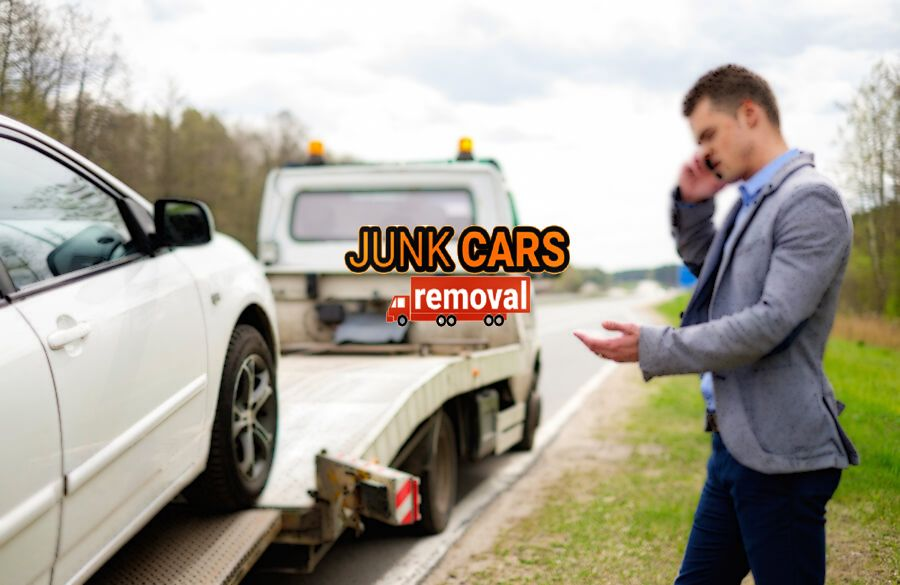 Scrap or Junk car can occupy the lots of space in the