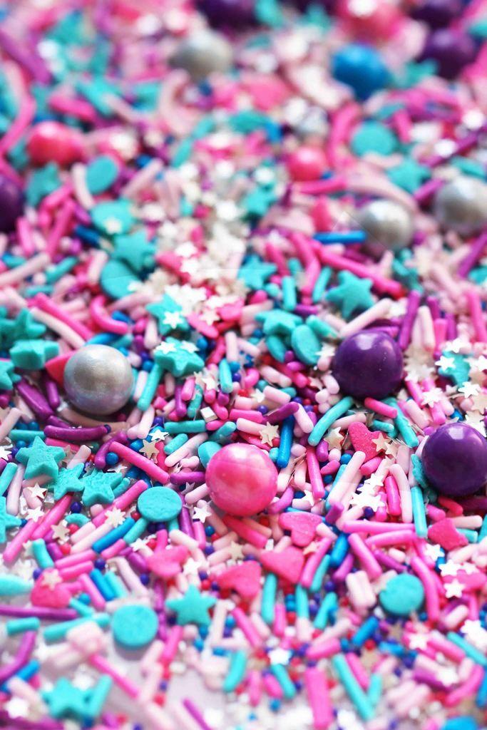 DISCOTECH   Sprinkles, Edible glitter