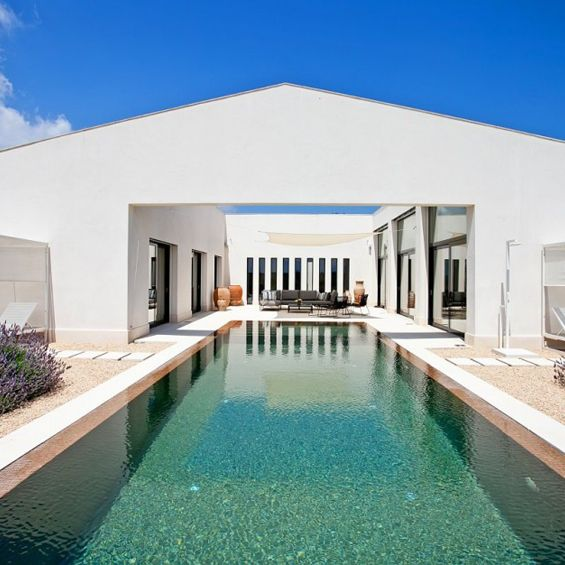 Stephen Nickel : Villa préfabriquée à Majorque ...