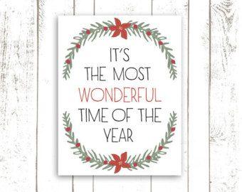 Printout Christmas Phrases Google Search Christmas Art Christmas Trends Christmas Decorations