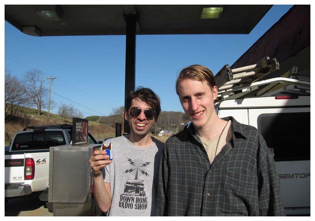 The Blond One Is Walker Shepard Musician The Son Of Sam Shepard