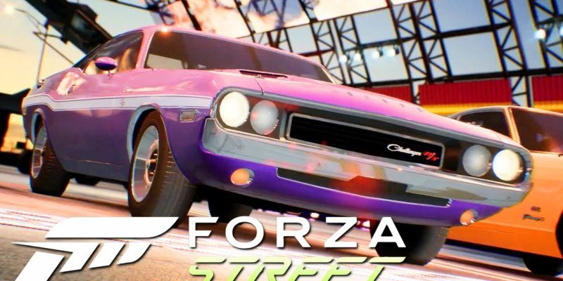 Forza street is now available for windows 10 at microsoft