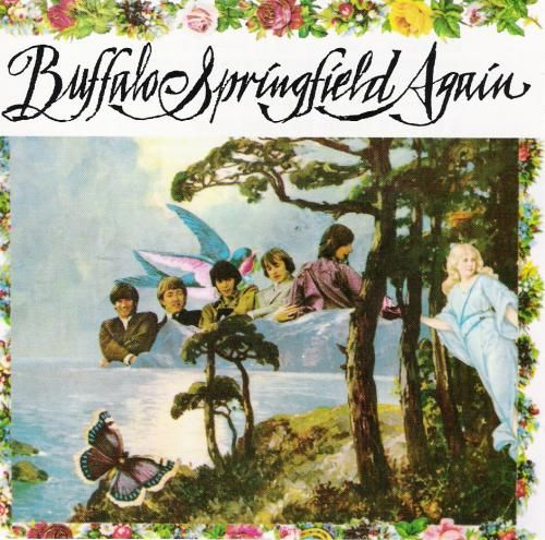 Buffalo Springfield Rock Album Covers Album Covers Great Albums
